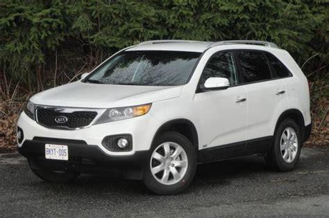 2012 Kia Sorento Lx by Test Drive 2012 Kia Sorento Lx Awd Autos Ca