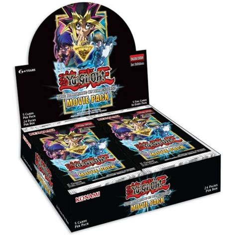 Kartu Yugioh Box yu gi oh sealed booster box the side of dimensions