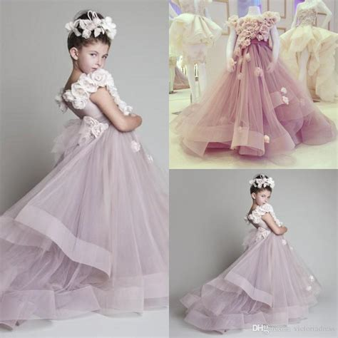 Flower Dresses For Weddings by Cutely Krikor Jabotian Children Wedding Dress For