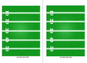 resume layout ideas best photos of football field template printable
