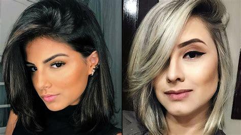 tipos de corte de cabelo feminino 2018 modelos e tend 234 ncias download lagu cortes de cabelo feminino para 2018 cortes