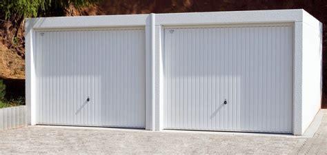 sehn garagen doppelgarage fertiggaragen sehn