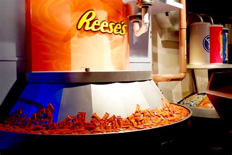 Hershey Resses things to do at hershey s chocolate world the vacation gals