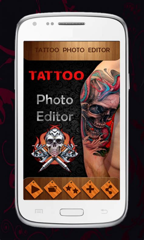 tattoo pictures editor tattoo photo editor download apk for android aptoide