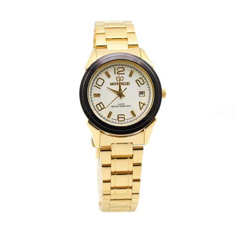 Terlaris Jam Tangan Mirage Original jual mirage original japan technology 8185 brp l jam tangan pria white harga