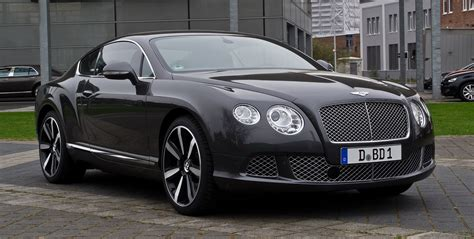 bentley continental gt wiki file bentley continental gt ii frontansicht 2 5