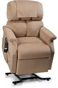 pr501s comforter series lift chair by golden technologies
