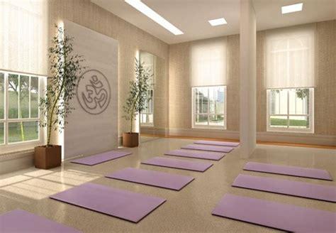 imagenes de salones yoga como decorar una sala de yoga