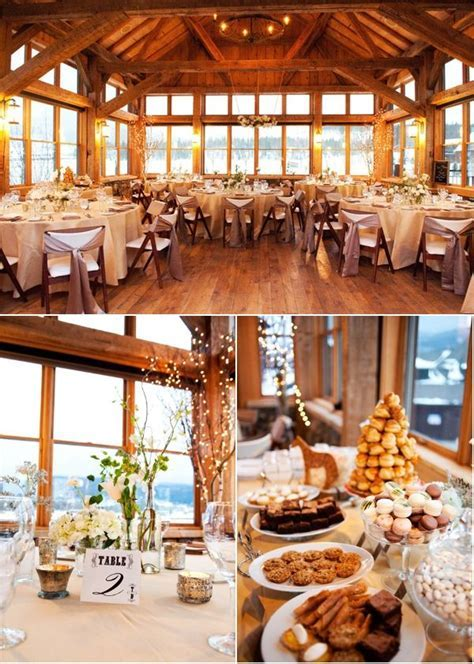 Devil's Thumb Ranch Wedding from Pick Me! Floral & Event
