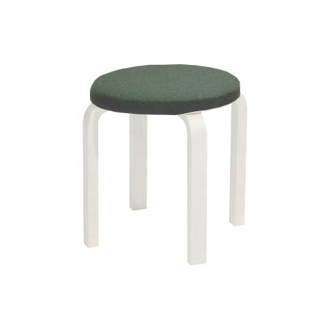 White Stools In Child by Aalto Ne60 Children S Stools White Lacquered