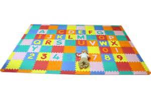large foam abc 123 mat play mat for