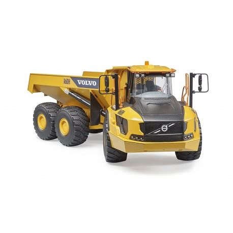camion benne volvo bruder super promo jouettoys