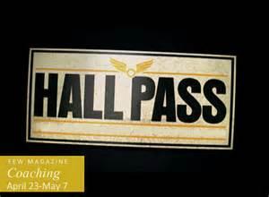 hallway pass grace is not a hall pass felicia scott coaching news