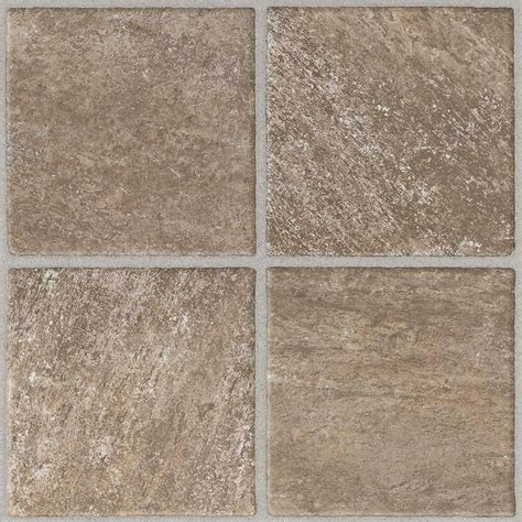 trafficmaster quartz stone      peel  stick vinyl tile  sq ft case