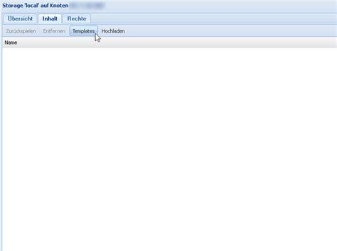 proxmox openvz templates manual einrichtung proxmox euserv wiki