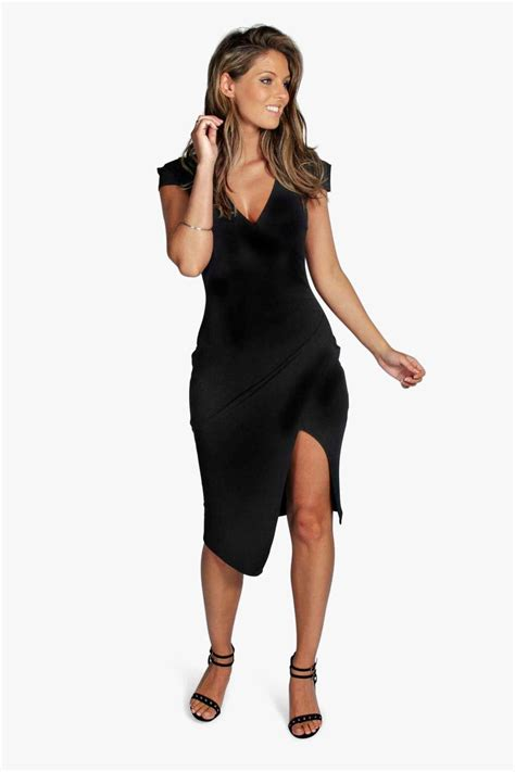 Boohoo Gift Card - boohoo womens meg cap sleeve wrap midi dress ebay