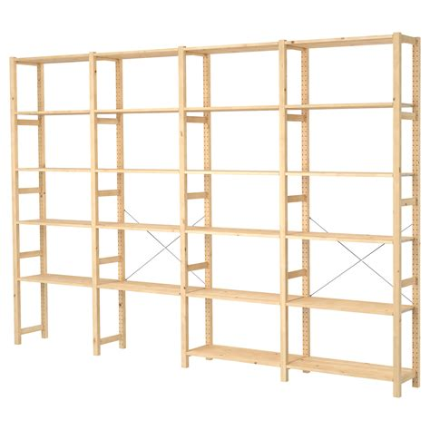 Ivar 4 Sections Corner Pine 229 144x30x179 Cm Ikea » Home Design 2017