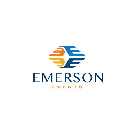 e design emerson events letter e logo design logo cowboy