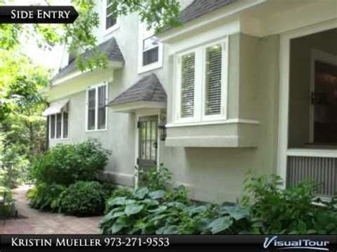 gray dutch colonial revival house north historic c 1908 dutch colonial revival historic home nj youtube