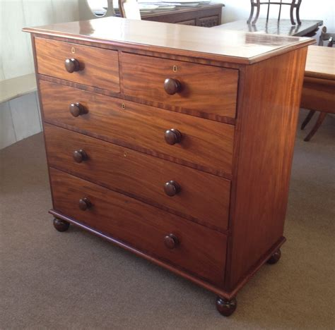 Mahogany Chest Of Drawers by Antique Mahogany Chest Of Drawers 281203