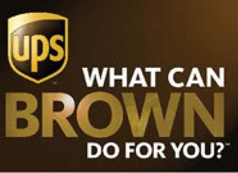 What Can You Do what can brown do for you congressman ryan s ups express
