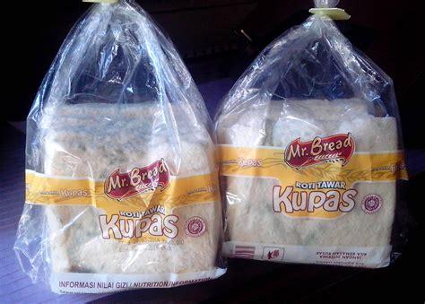 Mr Bread Roti Tawar 350g roti tawar mr breed jamuran