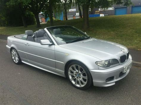 bmw    reg  sport cabriolet  grey leather