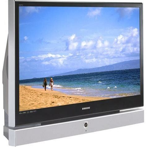 samsung hl r5067w 50 inch dlp tv television reviews