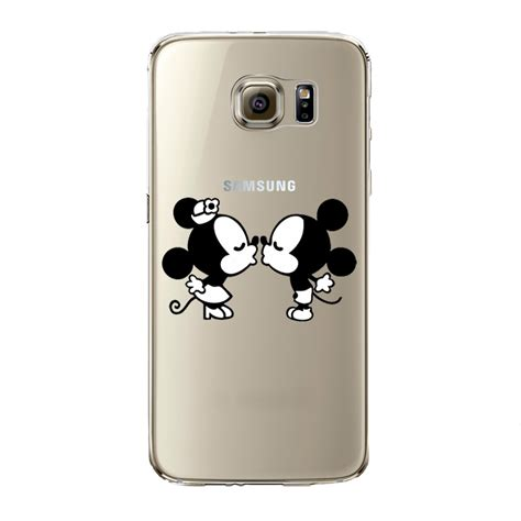 Galaxy Casecasing Iphonecase Iphonesoftcasecase Terbarujelly minnie mickey soft tpu cases for iphone 6 6s 4 4s 5 5s 5c 6s plus funda coque for samsung galaxy