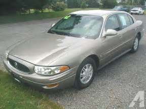 2002 Buick Lesabre Limited 2002 Buick Lesabre Limited For Sale In Brockport New York