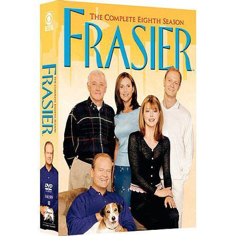 frasier the complete season dvd frasier the complete eighth season walmart ca