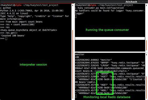 python tutorial queue charles leifer huey a lightweight task queue for python