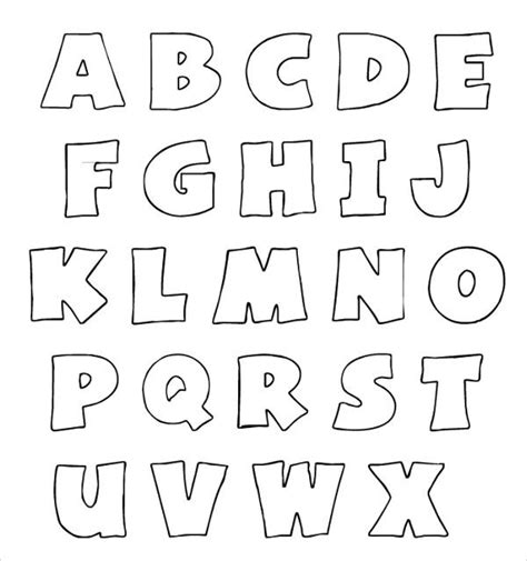 Letter Pattern 2018 alphabet letters in writing 2018 world of printables