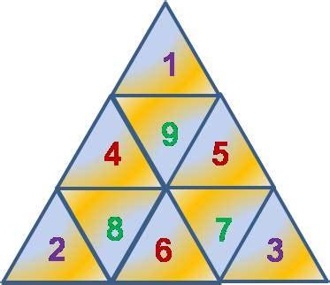 figuras geometricas triangulares sequ 234 ncias num 233 ricas em figuras triangulares blog de