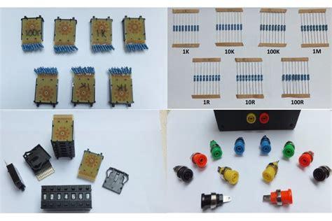 resistor decade box diy resistor substitution box kit 28 images diy resistor substitution decade box 171 adafruit