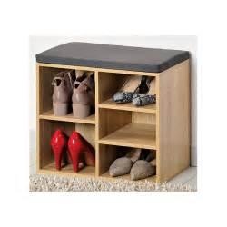 meuble 224 chaussures d int 233 rieur banc en bois avec