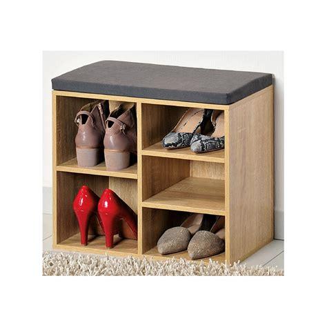 Meuble Banc Chaussures by Meuble 224 Chaussures D Int 233 Rieur Banc En Bois Avec