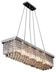 contemporary rectangular chandeliers new contemporary rectangular chandelier modern