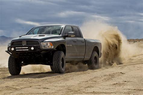 dodge ram runner duel in the desert ford svt raptor vs mopar ram runner