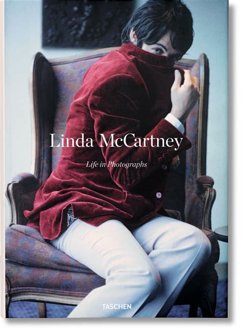 linda mccartney life  photographs taschen books