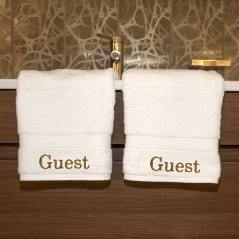 disposable guest towels for bathroom embroidered hand towels personalized towel gallery