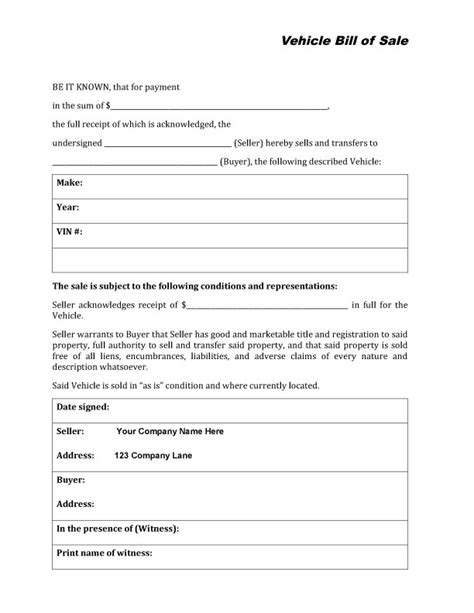 boat trader price checker vehicle bill of sale form 2 item 7832 vehicle bill