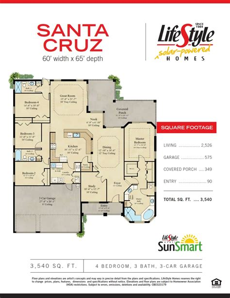 lifestyle homes floor plans 2161 windbrook drive se palm bay brevard county home builder lifestyle homes