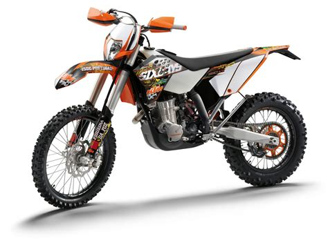 2010 Ktm Exc Ktm 530 Exc Chions Edition 2010 Pictures