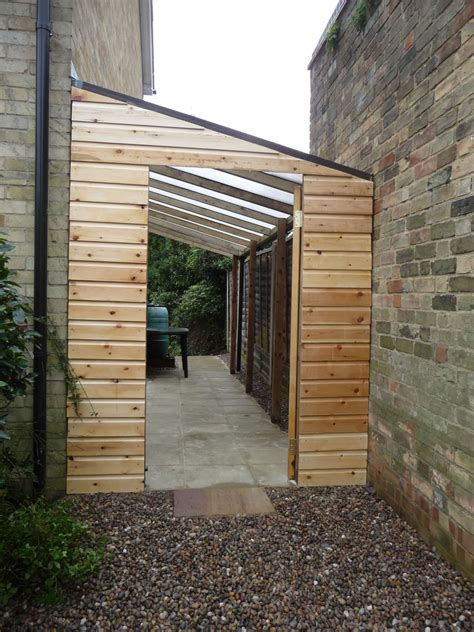lean to side of house huntingdon garden lean to utility garage pinterest gardens entrance and lean to