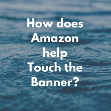 amazon help how does amazon help touch the banner touch the banner
