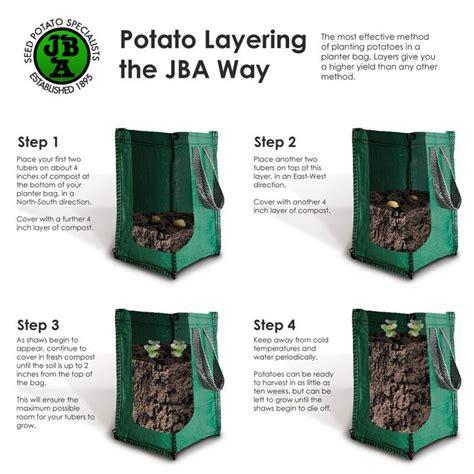 Potato Planterbag potato planter bag diy