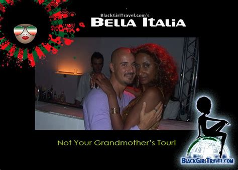 Italian men black woman interracial personals