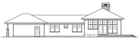florida bungalow house plans bungalow craftsman florida ranch house plan 60906