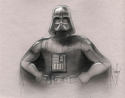 imagenes de star wars a lapiz darth vader drawing 12 x 18 star wars art jedi sith